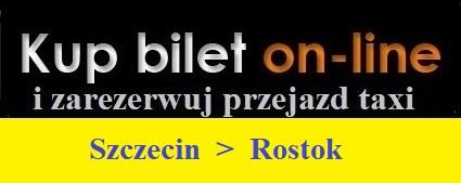 Taxi Rostok Szczecin przejazdy do Szczecina